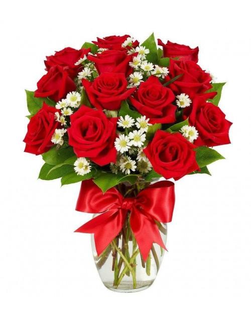 11 crvenih ruža