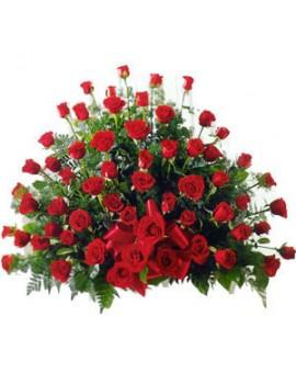 """Korpa """"101 ruža"""""""